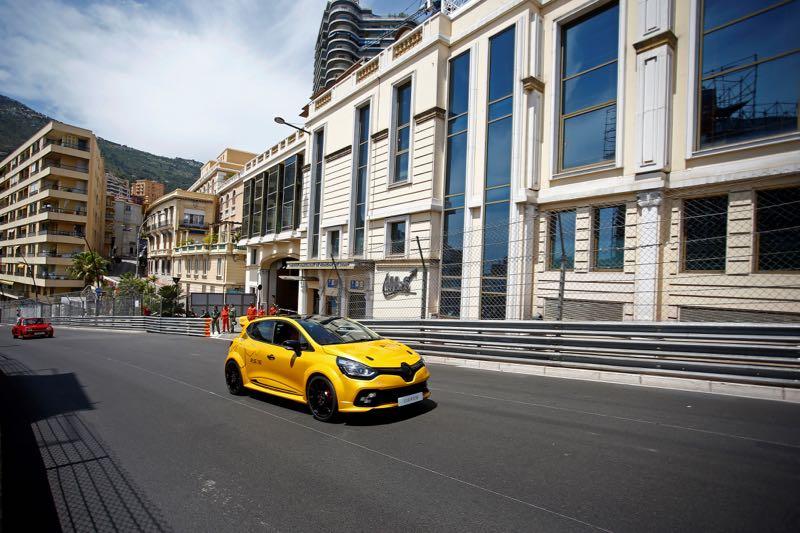Concept car : une Renault Clio R.S. 16 de 275 ch !
