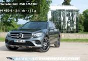Essai Mercedes GLC