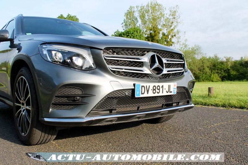 Mercedes GLC - Pack AMG Line extérieur