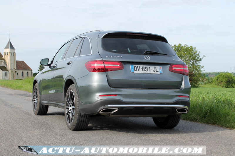 Mercedes GLC Sportline 250 4Matic