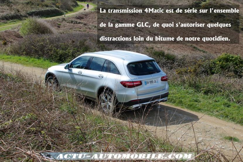 Transmission 4MATIC Mercedes GLC