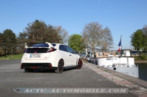 Essai Honda Civic Type-R GT 2015