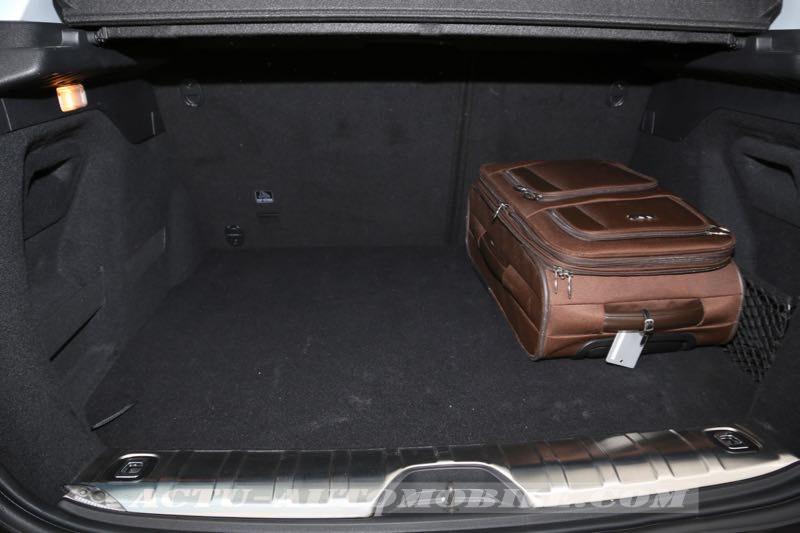 Coffre Peugeot 2008