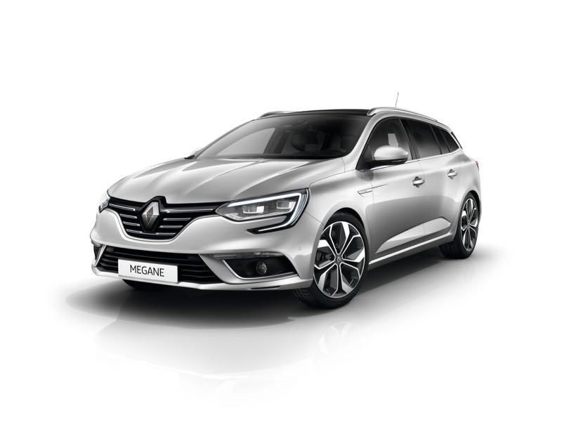 nouvelle Renault Mégane Estate