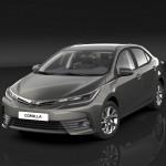 La nouvelle Toyota Corolla prévue pour l'Europe