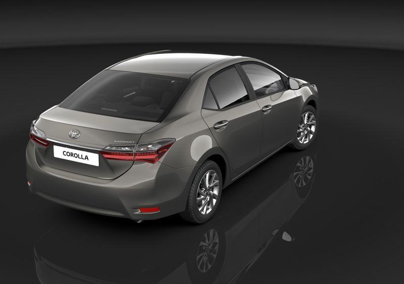 nouvelle Toyota Corolla