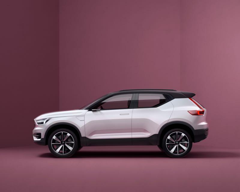 Deux concepts Volvo pour les prochaines V40 et XC40