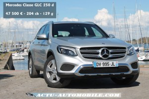Mercedes GLC Executive 250d 4Matic