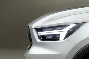 Teaser concept Volvo