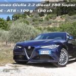 Essai Alfa Romeo Giulia : la nouvelle diva !