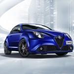 Du nouveau pour l'Alfa Romeo MiTo