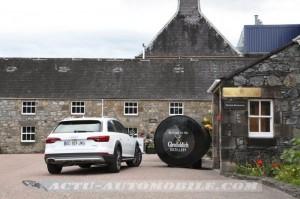 Essai Audi A4 Allroad Quattro 2016