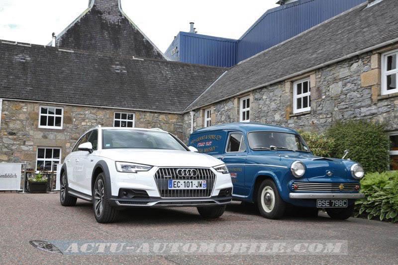 Essai nouvelle Audi A4 Allroad Quattro