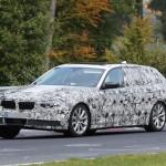 Future BMW Série 5 G30 : annoncée pour 2017