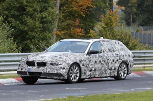 Future BMW Série 5 G30