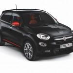 Série limitée : Fiat 500 Rosso Amore