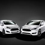Ford lance les Fiesta et Focus ST Line