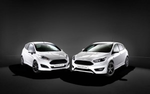Fiesta et Focus ST Line