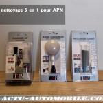 Kit de nettoyage 5 en 1 pour APN de TnB