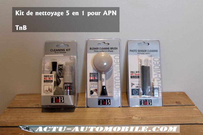 Kit de nettoyage 5 en 1 TNB APN