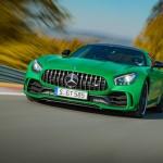 Mercedes-AMG GT R : montée en puissance