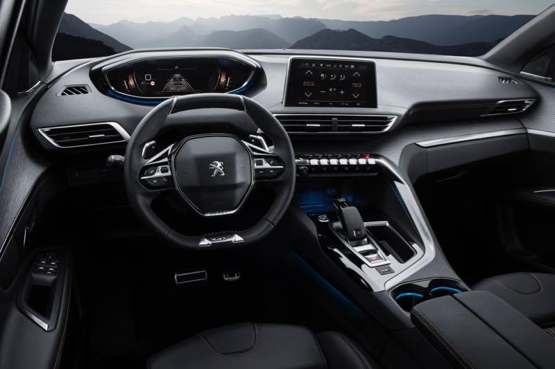 Nouveau Peugeot 3008 GT