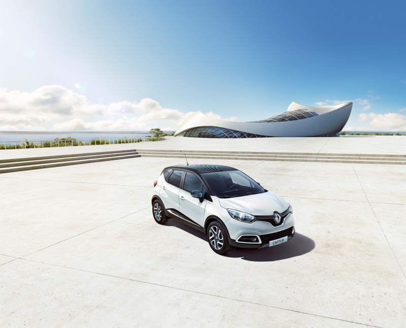 Renault Captur Wave