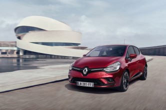 Renault Clio restylée