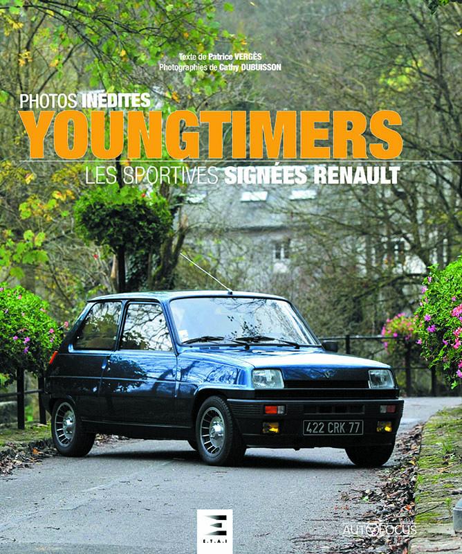 Livre : Youngtimers, les sportives signées Renault