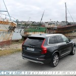 Essai Volvo XC90 D4 : conclusion, photos