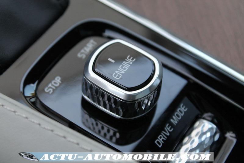 Commutateur de démarrage Volvo XC90