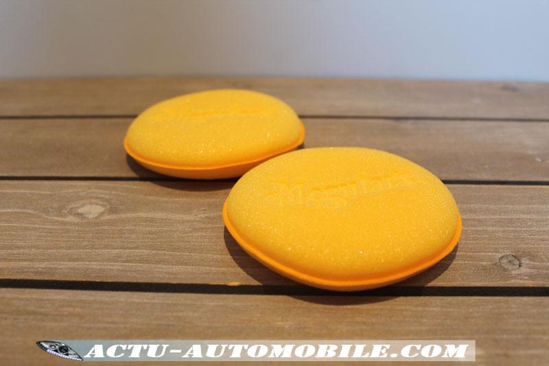 Tampons applicateur mousse - Meguiar's