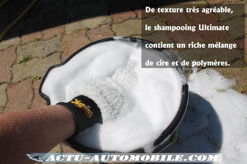 Shampooing Ultimate - Meguiar's