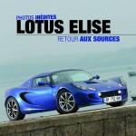 Livre : Lotus Elise retour aux sources