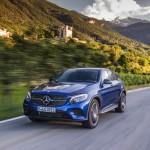 Les prix du Mercedes GLC Coupé