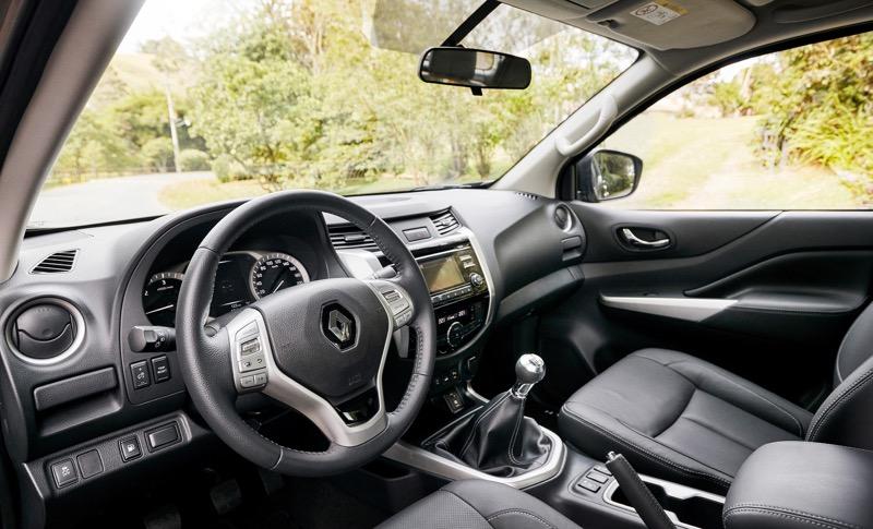 Deuxi 232 Me Pick Up Pour Renault Avec L Alaskan Actu Automobile