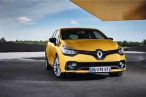 Nouvelle Renault Clio R.S restylée