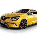Nouvelle Renault Mégane 4 R.S 300 : bientôt !