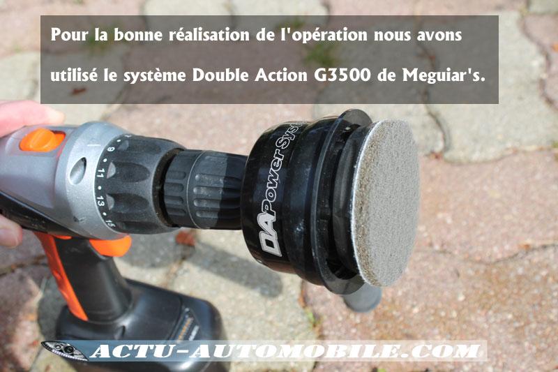 Kit Rénovation Optique Clarté Parfaite - Meguiar's
