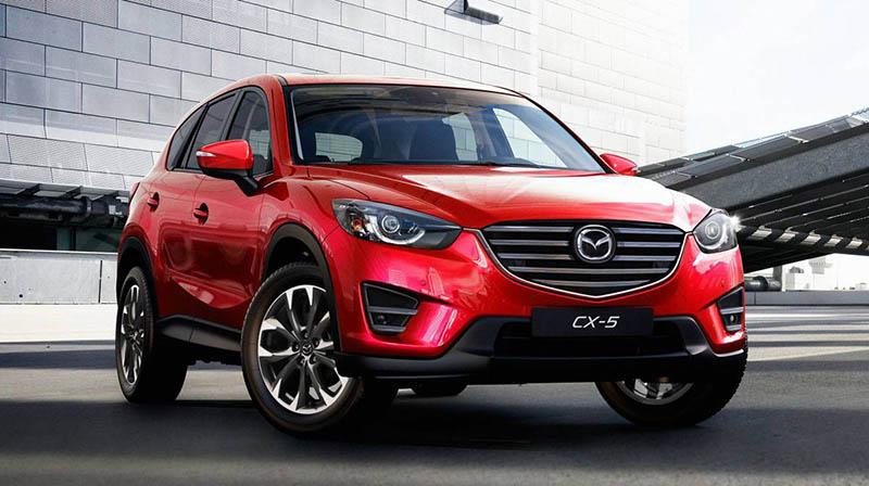 Mazda CX-5 Dynamique Plus