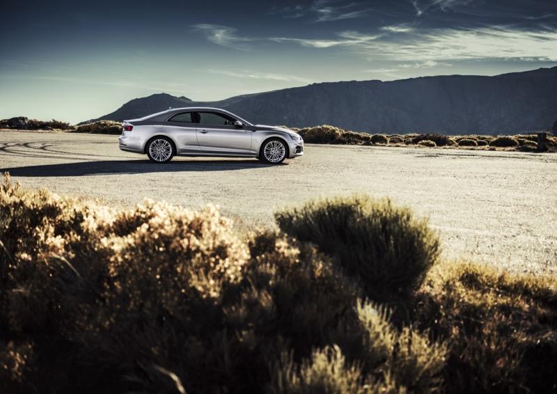 nouvelle Audi A5 Coupé