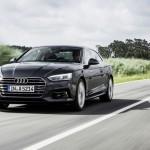 Les prix de la nouvelle Audi A5 Coupé