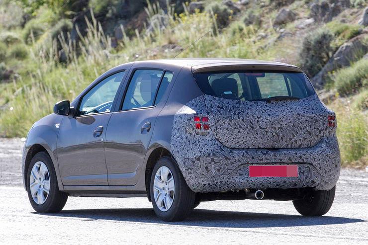 La Dacia Sandero bientôt restylée !