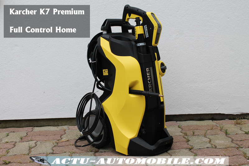 test karcher k7 premium full control home actu automobile. Black Bedroom Furniture Sets. Home Design Ideas