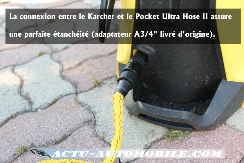 Pocket Hose Ultra II