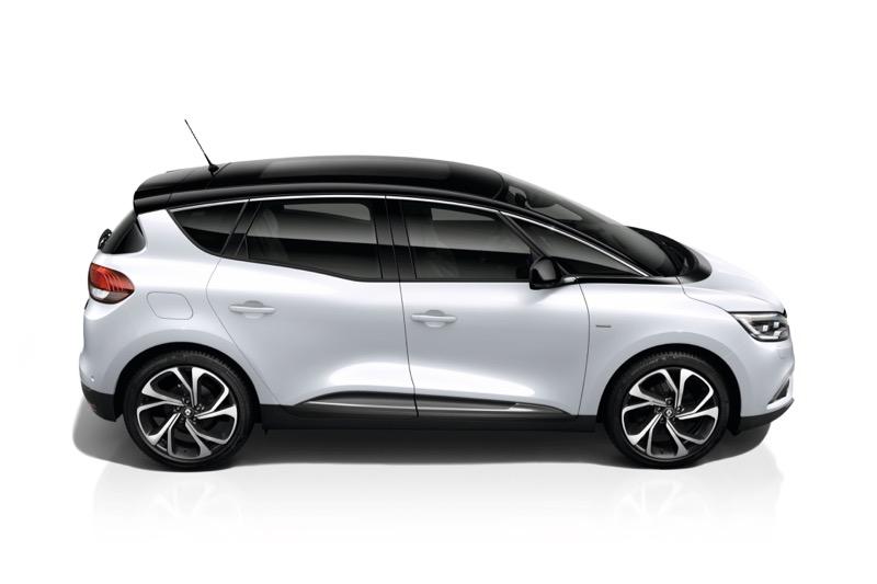 Série limitée : Renault Scénic Edition One