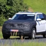 Volkswagen Cross Blue : un SUV de plus chez VW