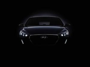 Première photo de la nouvelle Hyundai i30 2017