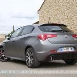 Essai Alfa Romeo Giulietta 2016 : conclusion, photos