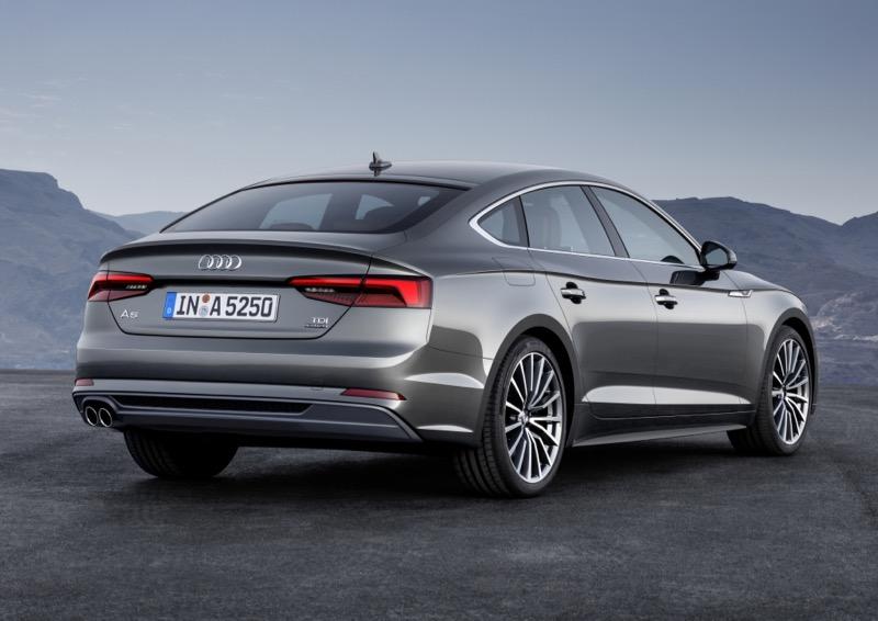 Nouvelle Audi S5 Sportback